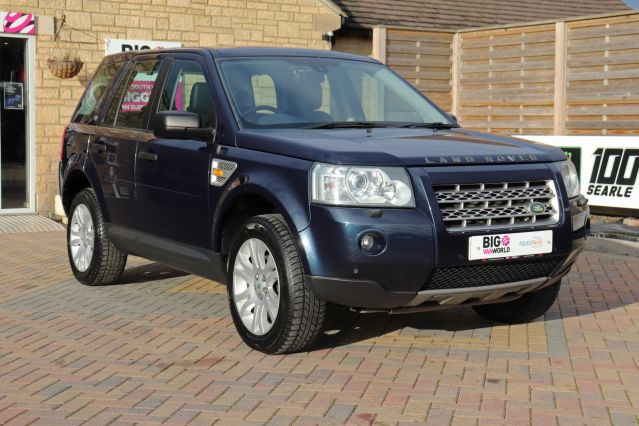 Used LAND ROVER FREELANDER in Used Cars Swindon for sale