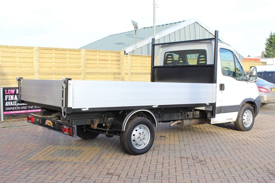IVECO DAILY 35S11 MWB SINGLE CAB 11FT 6IN ALLOY TIPPER - 5178 - 10