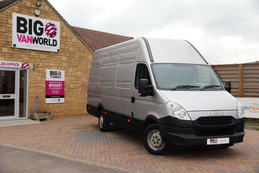 IVECO DAILY 35S15V 3950WB LWB HIGH ROOF - 9713 - 1