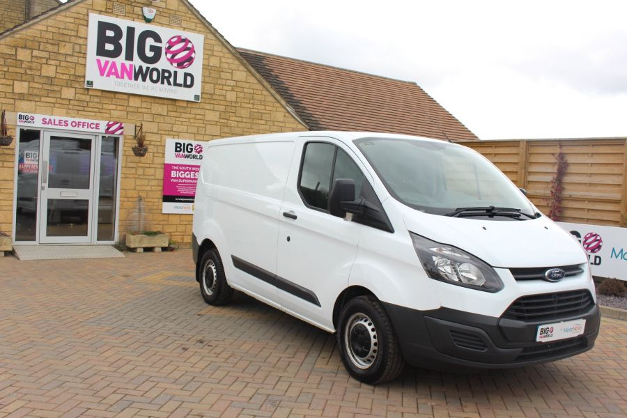 FORD TRANSIT CUSTOM 290 TDCI 100 L1 H1 SWB LOW ROOF FWD - 7201 - 2