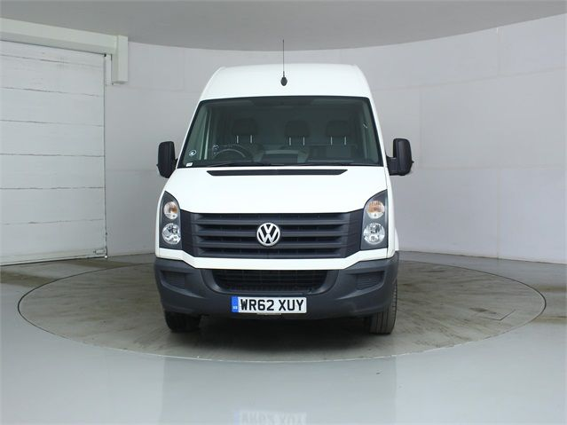 VOLKSWAGEN CRAFTER CR35 TDI 136 MWB HIGH ROOF - 7596 - 6