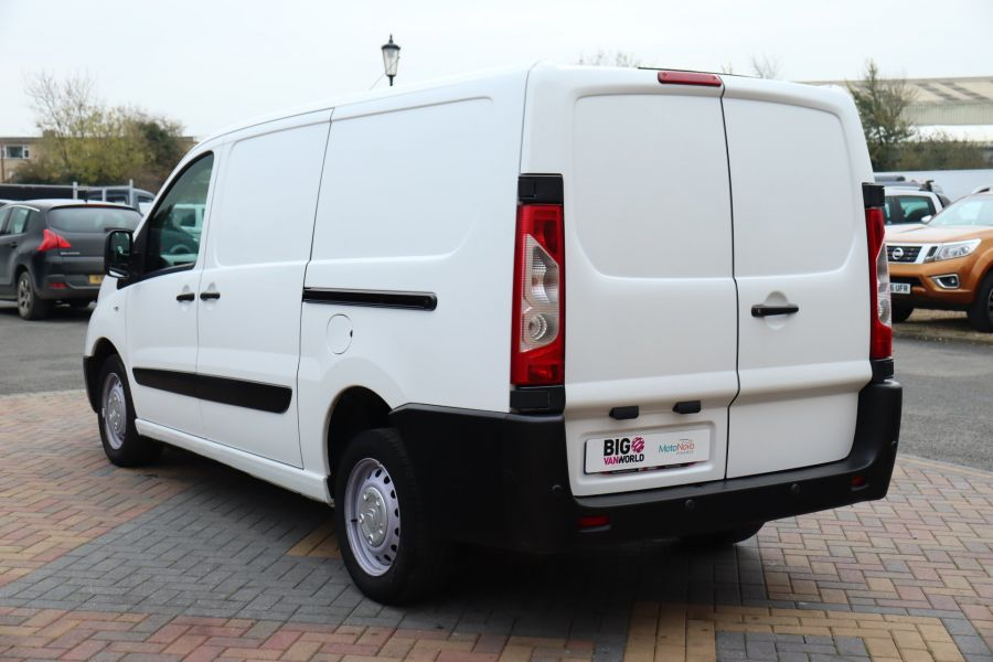 CITROEN DISPATCH 1200 HDI 125 L2H1 ENTERPRISE LWB LOW ROOF - 12020 - 8