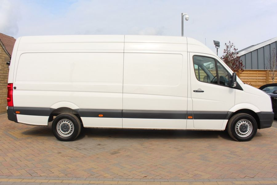 VOLKSWAGEN CRAFTER CR35 TDI 140 BMT LWB HIGH ROOF - 6739 - 4