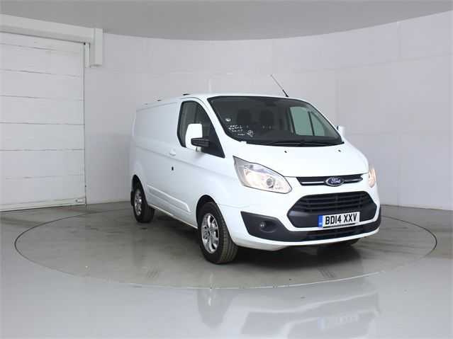 FORD TRANSIT CUSTOM 270 TDCI 125 L1 H1 LIMITED SWB LOW ROOF FWD - 7021 - 1