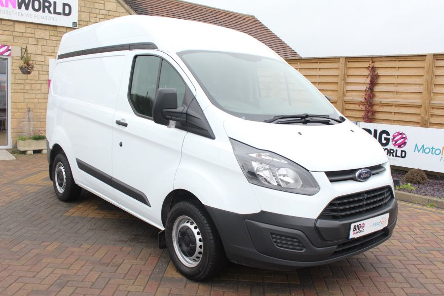 FORD TRANSIT CUSTOM 270 TDCI 100 L1 H2 SWB HIGH ROOF FWD - 6966 - 1