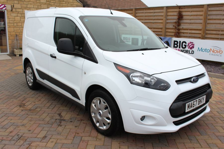FORD TRANSIT CONNECT 200 TDCI 75 L1 H1 TREND SWB LOW ROOF - 8372 - 1