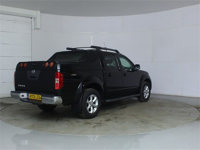 NISSAN NAVARA DCI 190 TEKNA CONNECT 4X4 DOUBLE CAB WITH MOUNTAIN TOP - 7622 - 2