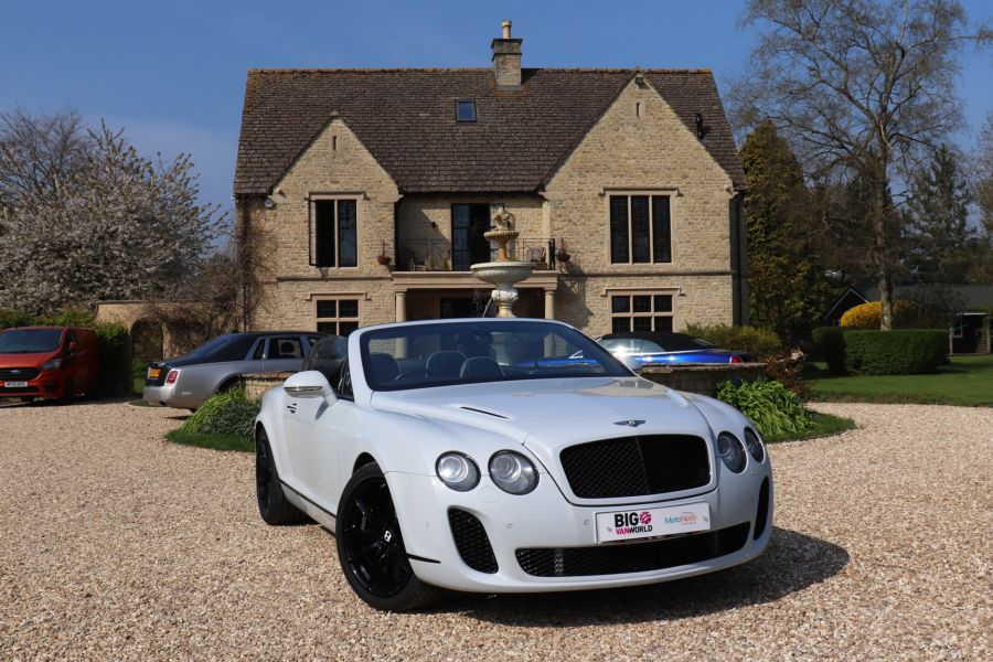 BENTLEY CONTINENTAL GTC SUPERSPORTS - 10504 - 1