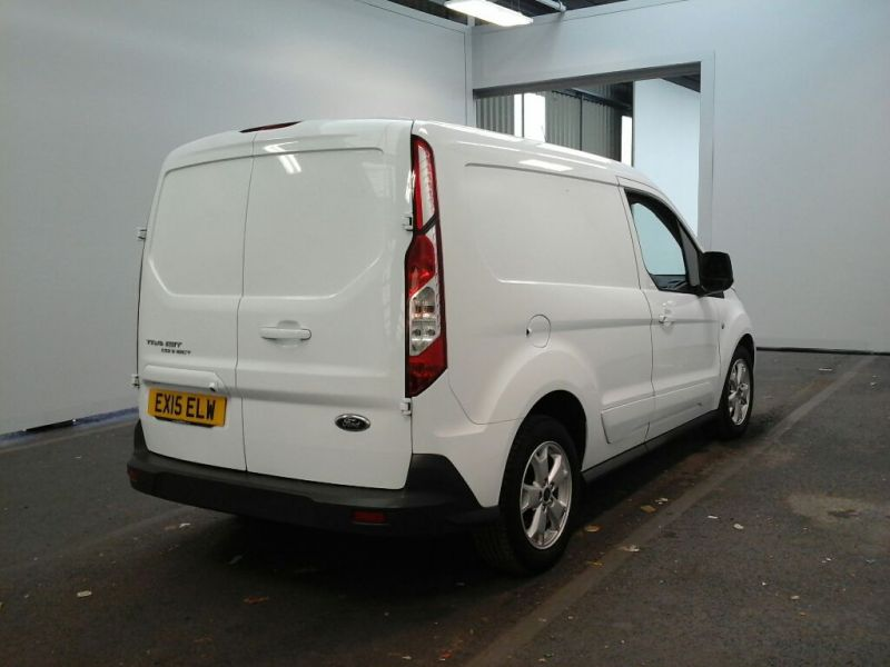 FORD TRANSIT CONNECT 200 TDCI 115 L1 H1 LIMITED SWB LOW ROOF - 8501 - 2