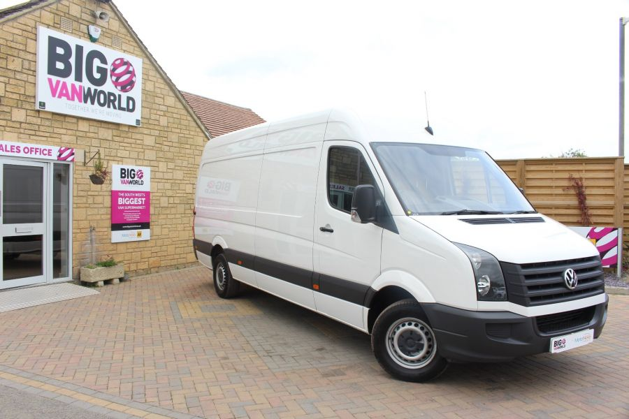VOLKSWAGEN CRAFTER CR35 TDI 140 BMT LWB HIGH ROOF - 6739 - 1