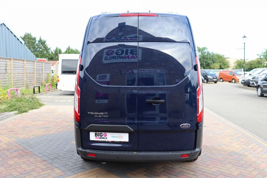 FORD TRANSIT CUSTOM 310 TDCI 100 L2H2 LWB HIGH ROOF FWD - 9697 - 6