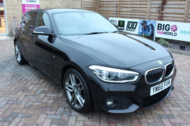 Used BMW 1 SERIES in Used Cars Swindon for sale