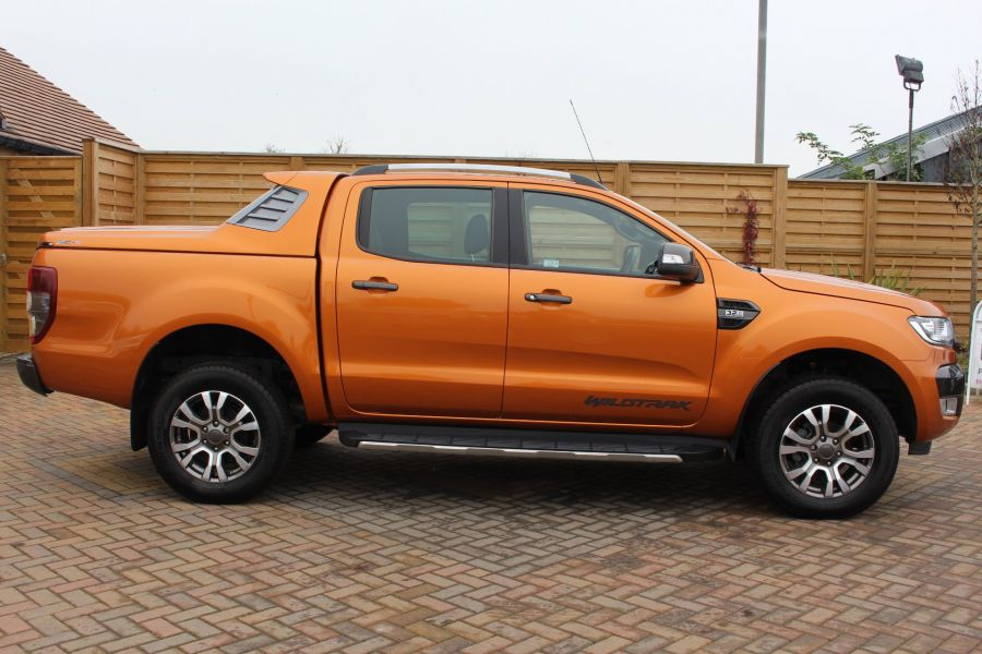 FORD RANGER WILDTRAK 4X4 TDCI 200 DOUBLE CAB - 6921 - 4