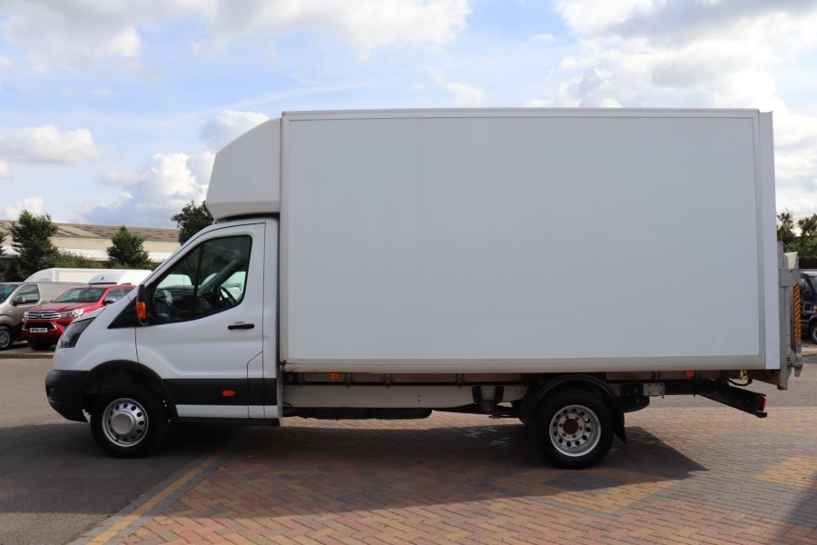 FORD TRANSIT 350 TDCI 170 L4 'ONE STOP' LUTON WITH TAIL LIFT DRW RWD  - 9531 - 8