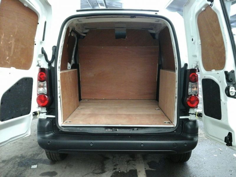 CITROEN BERLINGO 850 HDI 90 L1H1 ENTERPRISE SWB LOW ROOF - 9904 - 4