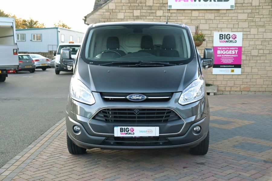 FORD TRANSIT CUSTOM 310 TDCI 155 L1H1 LIMITED SWB LOW ROOF FWD - 9827 - 10