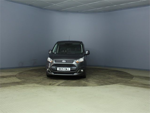 FORD TRANSIT CONNECT 200 TDCI 115 L1 H1 LIMITED SWB LOW ROOF - 7566 - 6