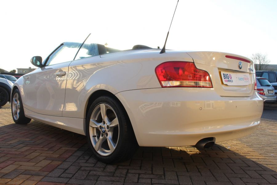 BMW 1 SERIES 120D EXCLUSIVE EDITION - 5886 - 16