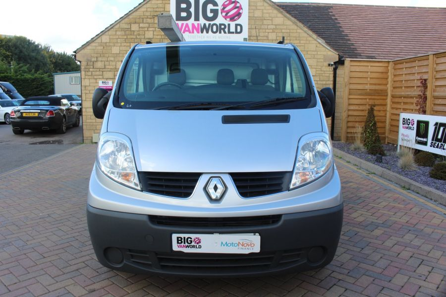 RENAULT TRAFIC SL29 DCI 115 L1 H1 SWB LOW ROOF - 6721 - 9