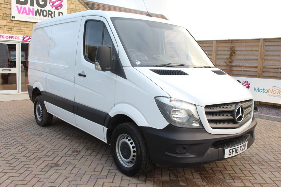 MERCEDES SPRINTER 313 CDI SWB STANDARD LOW ROOF - 8789 - 1