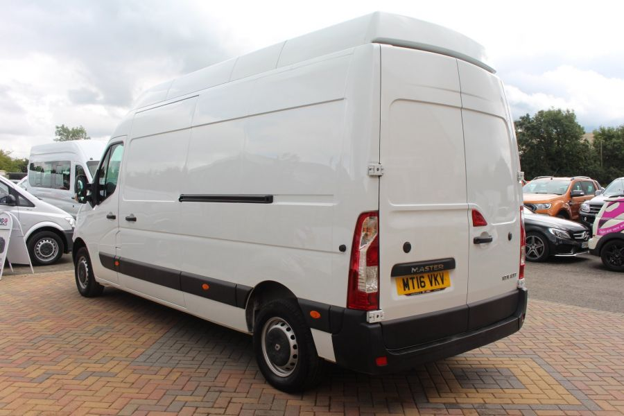 RENAULT MASTER LH35 DCI 125 BUSINESS LWB HIGH ROOF NEW SHAPE - 5678 - 7