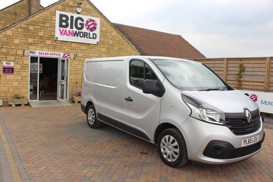RENAULT TRAFIC SL27 DCI 120 BUSINESS PLUS ENERGY SWB LOW ROOF - 9258 - 2