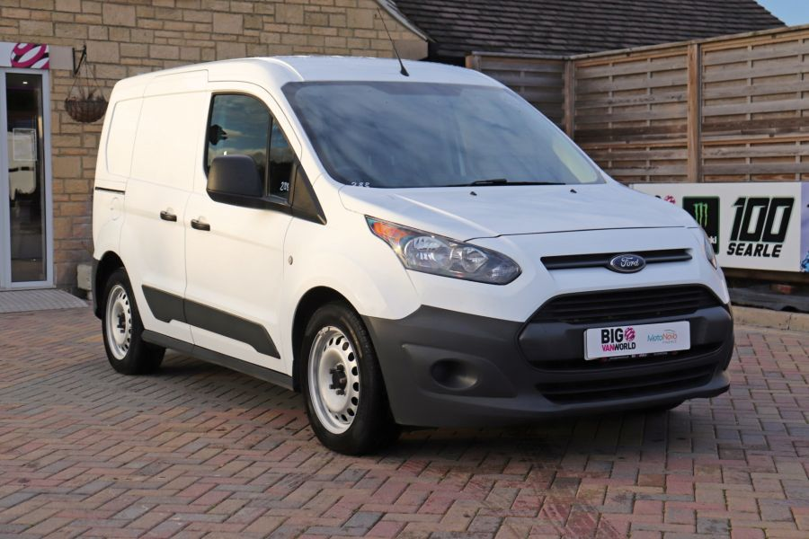 FORD TRANSIT CONNECT 220 TDCI 75 L1H1 DOUBLE CAB 5 SEAT CREW VAN SWB LOW ROOF - 11536 - 1