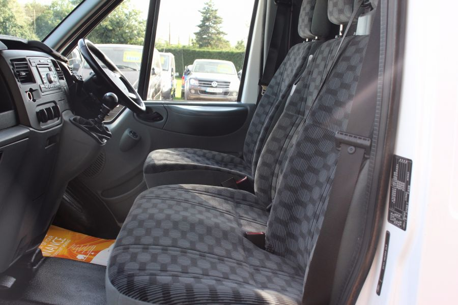 FORD TRANSIT 350 TDCI 125 LIMITED LWB HIGH ROOF FWD - 4893 - 16