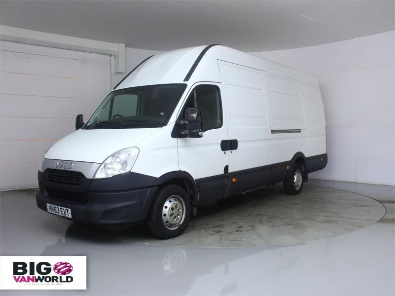 IVECO DAILY 35S13V 3950 WB LWB HIGH ROOF - 7238 - 5
