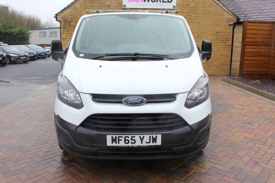 FORD TRANSIT CUSTOM 270 TDCI 125 L1 H1 SWB LOW ROOF FWD - 8450 - 9