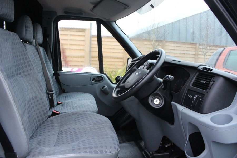 FORD TRANSIT 350 TDCI 100 LWB HIGH ROOF RWD - 7148 - 11