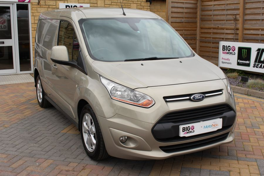 FORD TRANSIT CONNECT 200 TDCI 115 L1 H1 LIMITED SWB LOW ROOF - 9459 - 3