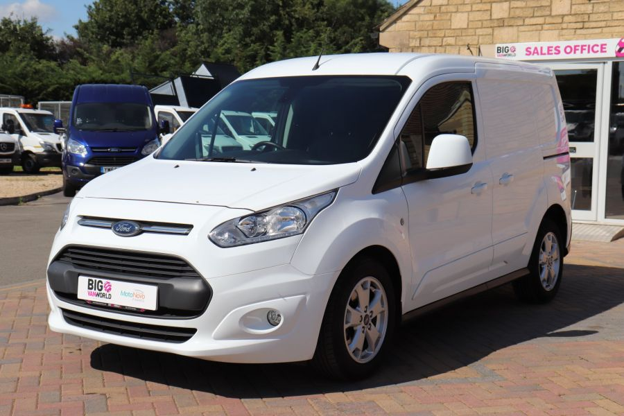 FORD TRANSIT CONNECT 200 TDCI 120 L1H1 LIMITED SWB LOW ROOF - 11716 - 10