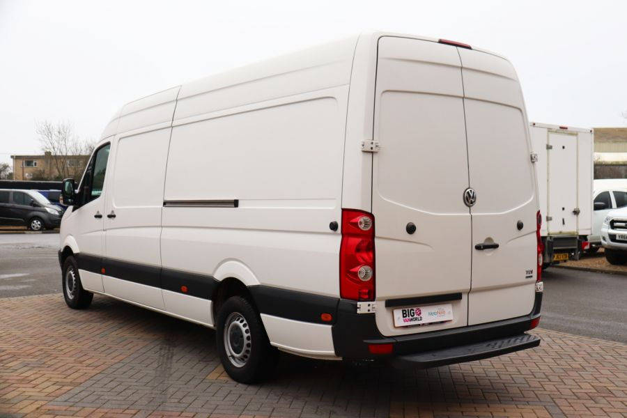 VOLKSWAGEN CRAFTER CR35 TDI 140 BMT LWB HIGH ROOF - 10447 - 7