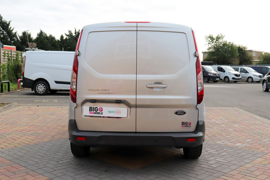 FORD TRANSIT CONNECT 200 TDCI 120 L1H1 LIMITED SWB LOW ROOF - 11222 - 7