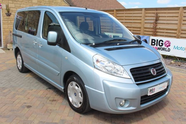 Used FIAT SCUDO in Used Cars Swindon for sale