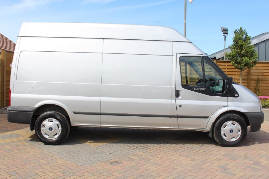 FORD TRANSIT 350 TDCI 140 TREND LWB HIGH ROOF FWD - 6215 - 4