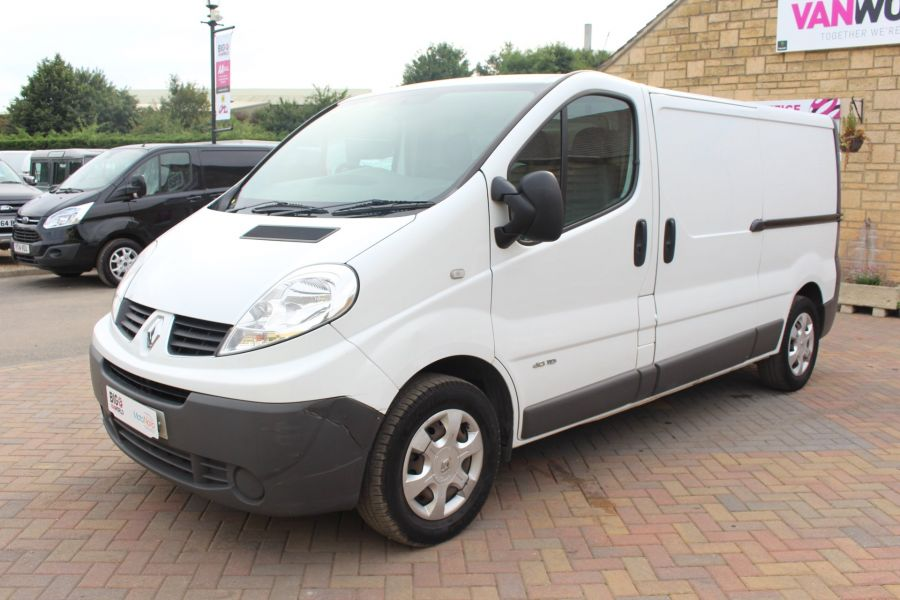 RENAULT TRAFIC LL29 DCI 115 L2 H1 LWB LOW ROOF - 6349 - 8