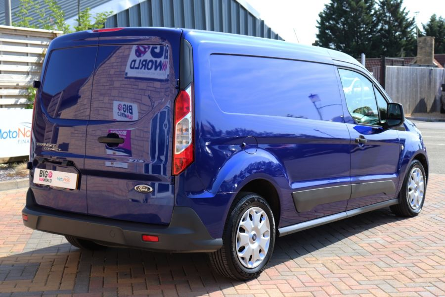 FORD TRANSIT CONNECT 210 TDCI 95 L2H1 TREND LWB LOW ROOF - 9800 - 5