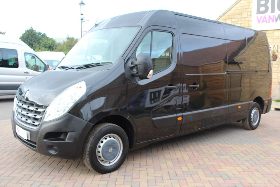 RENAULT MASTER LM35 DCI 125 LWB MEDIUM ROOF - 5779 - 8