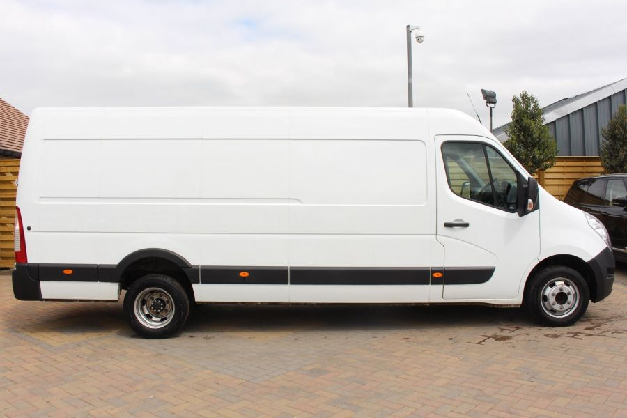 RENAULT MASTER LM35 DCI 150 XLWB MEDIUM ROOF - 5556 - 4
