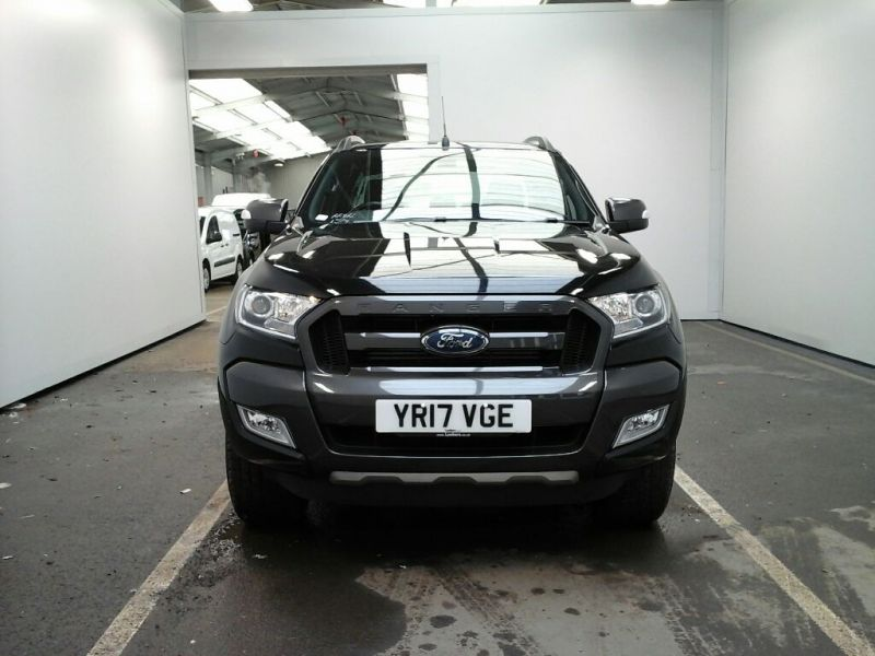 FORD RANGER WILDTRAK TDCI 200 4X4 DOUBLE CAB WITH ROLL'N'LOCK TOP - 9219 - 3