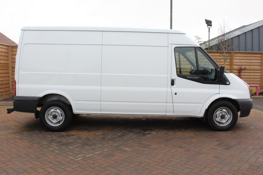 FORD TRANSIT 350 TDCI 100 LWB MEDIUM ROOF FWD - 6683 - 4
