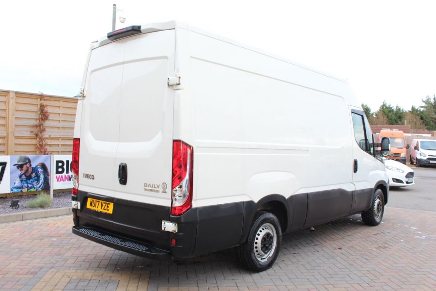 IVECO DAILY 35S13 HI-MATIC MWB HIGH ROOF - 8679 - 5