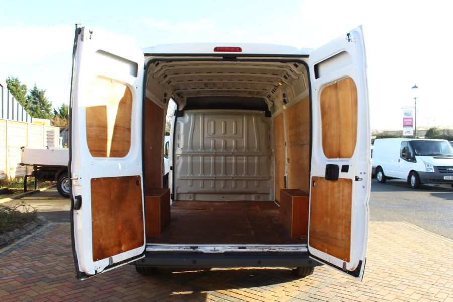 CITROEN RELAY 35 HDI 130 L3 H2 ENTERPRISE LWB MEDIUM ROOF - 8570 - 20