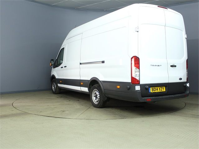 FORD TRANSIT 350 TDCI 155 L4 H3 LWB HIGH ROOF RWD - 6583 - 4