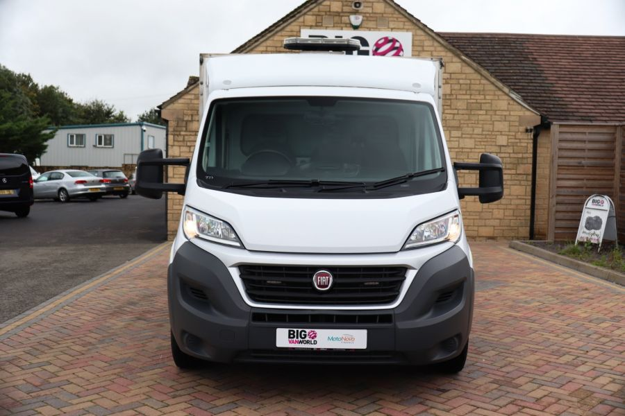FIAT DUCATO 35 MULTIJET 130 SINGLE CAB TRAFFIC MANAGMENT - 10074 - 9