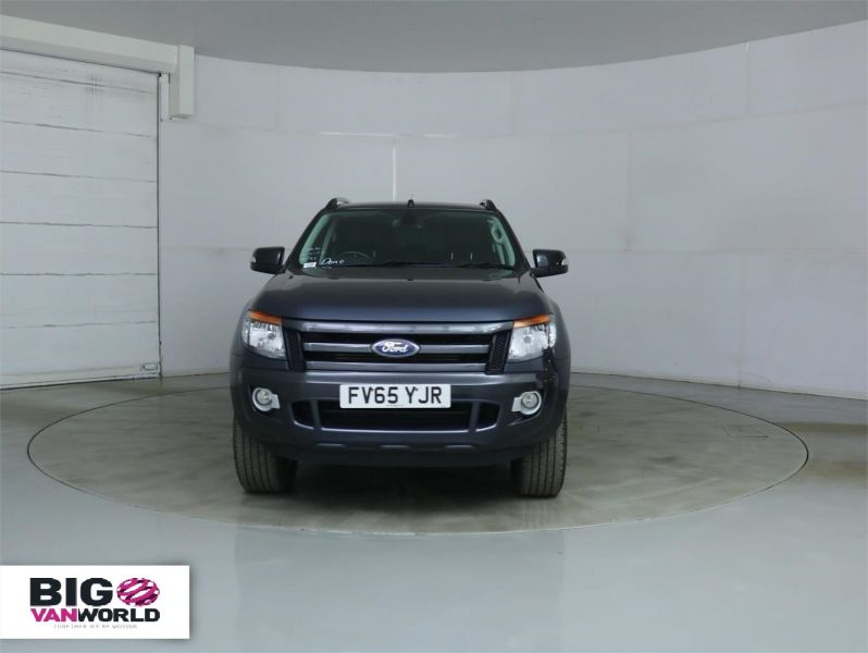 FORD RANGER WILDTRAK TDCI 4X4 DOUBLE CAB WITH TRUCKMAN TOP - 8962 - 6