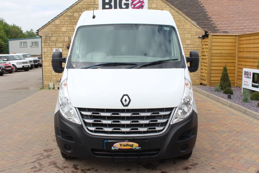 RENAULT MASTER LM35 DCI 150 XLWB MEDIUM ROOF - 5556 - 10