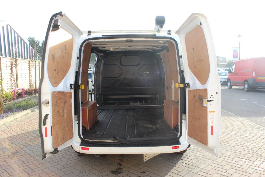 FORD TRANSIT CUSTOM 290 TDCI 125 L1 H1 LIMITED SWB LOW ROOF FWD - 6858 - 22